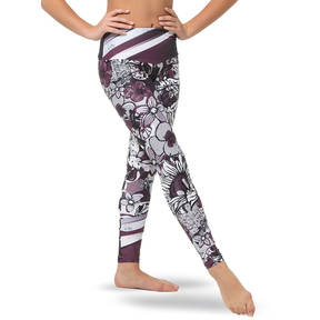 Plum Blossom Leggings