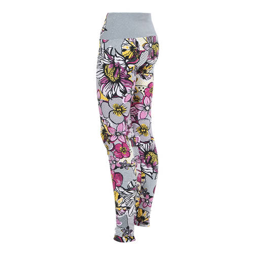 Polkadot Floral Leggings : AC5281
