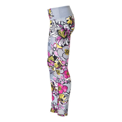 Youth Polkadot Floral Leggings : AC5281C