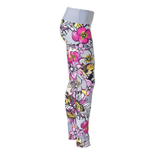 Youth Polkadot Floral Leggings : AC5281C