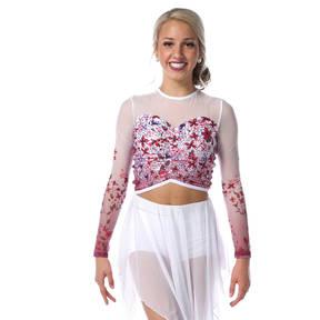 9bc652456959c Dance Crop Tops | Just For Kix