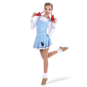 Wizard of Oz Dorothy Skirt