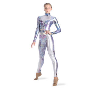 Youth Galaxy Princess Unitard
