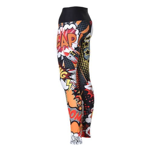Zap Mid Rise Leggings : AC5322