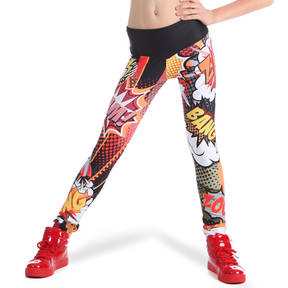 Zap Mid Rise Leggings