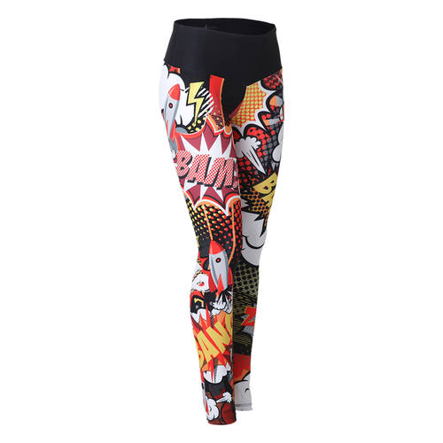 Youth Zap Mid Rise Leggings : AC5322C