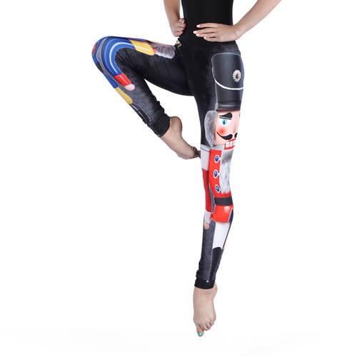 Youth Nutcracker Leggings : AC5333C