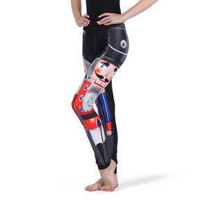 Youth Nutcracker Leggings