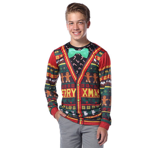 Ugly Sweater Long Sleeve Tee : AC5340