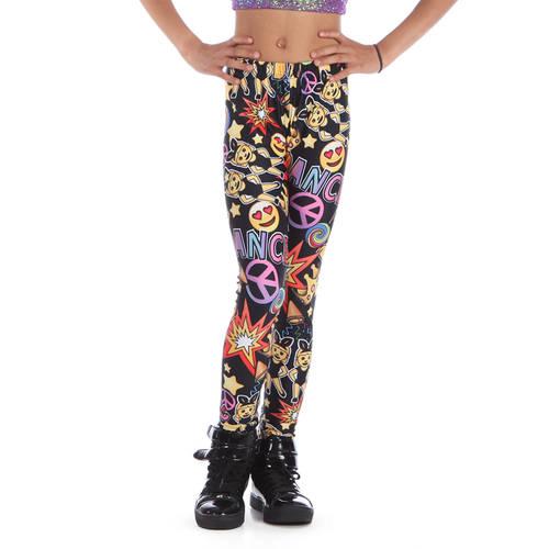 Dance Emoji Leggings : AC5341