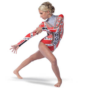 Ignite Long Sleeve Leotard