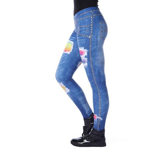 Tie Dye Leggings : AC5368