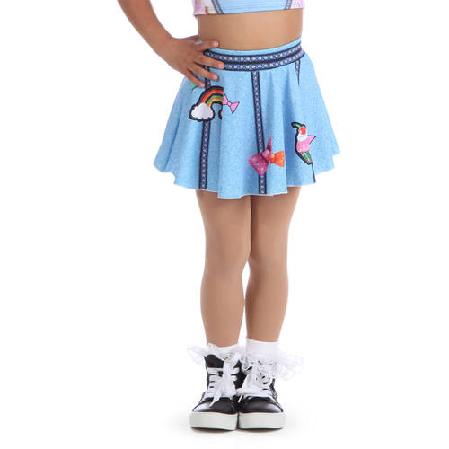 Youth Boomerang Skater Skirt : AC5379C