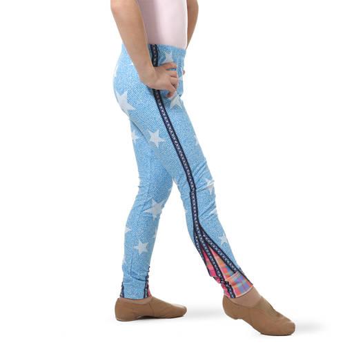 Youth Boomerang Legging : AC5380C