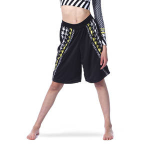 Youth Houndstooth Basketball Short