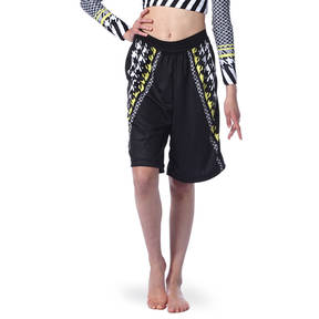 Houndstooth Basketball Short
