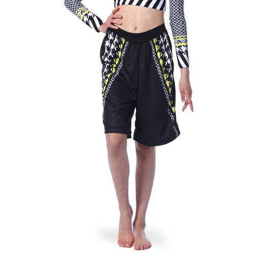 Youth Houndstooth Basketball Short : AC5393C