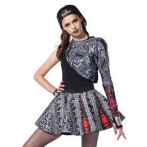 Youth Punk Rock Princess Sequin Bolero
