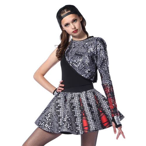 Punk Rock Princess Sequin Bolero : AC5397