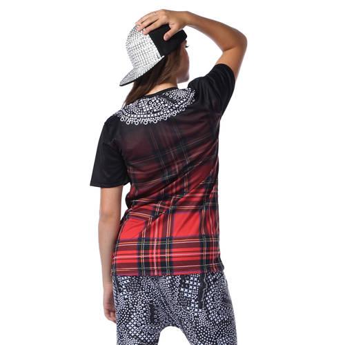Youth Punk Rock Princess Short Sleeve Tee : AC5399C