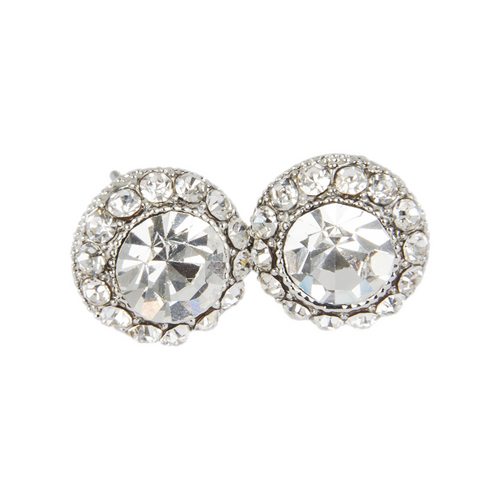Crystal Earrings : AC54