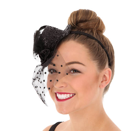 Glitter Hat Clip : AC56