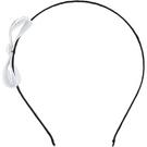 Rhinestone Bow Headband : AC57