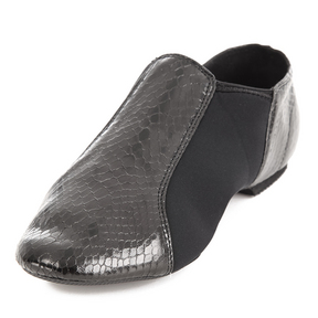 Alexandra Gator Slip On Jazz Shoes