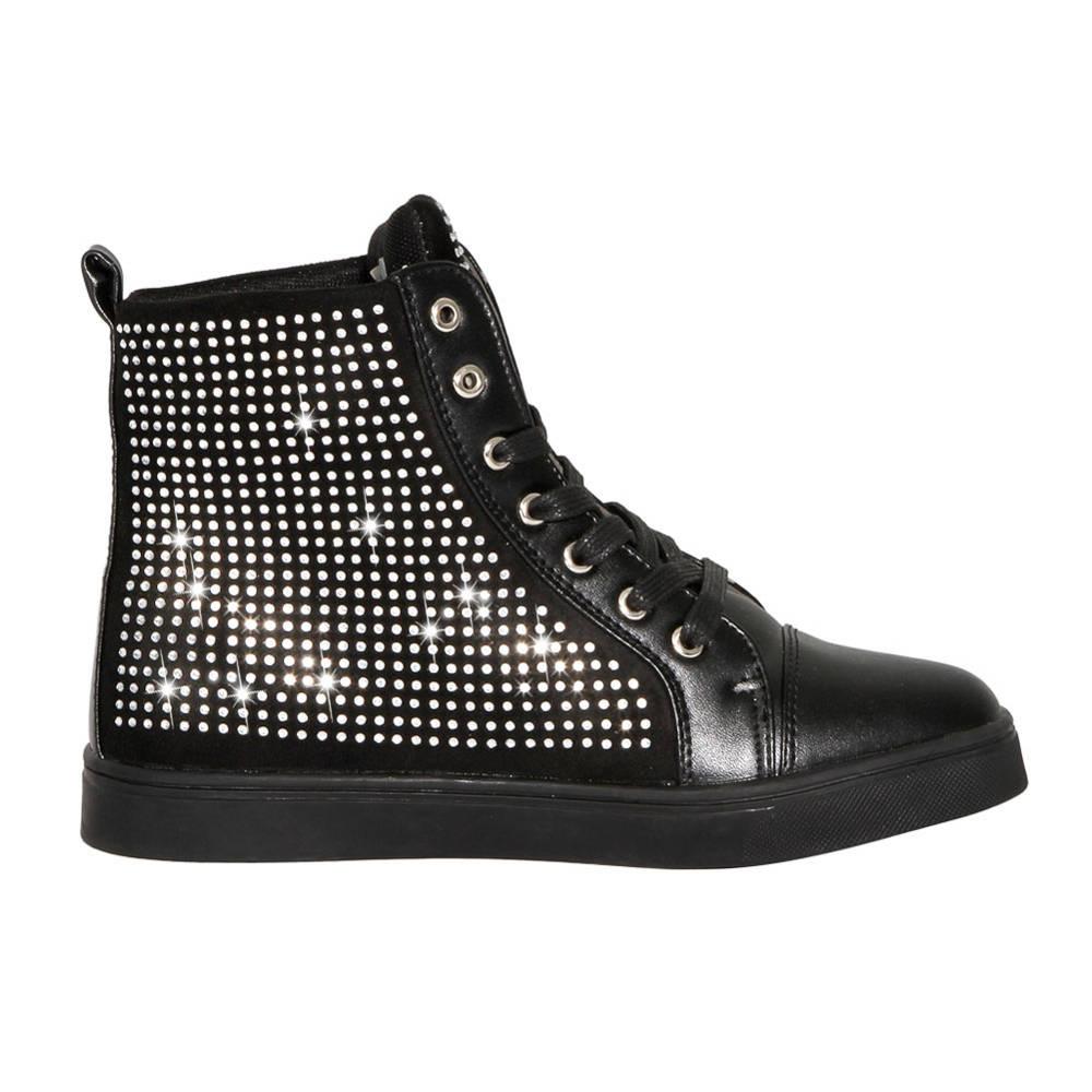 00630269cff7 Alexandra Rhinestone Sneakers   AC9