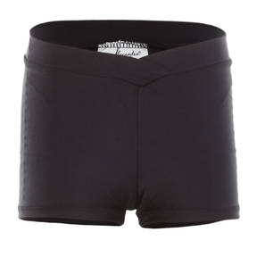 Youth V-front Microfiber Shorts