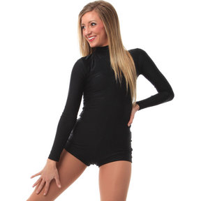 Alexandra Long Sleeve Biketard