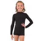 Alexandra Youth Long Sleeve Biketard : B406C