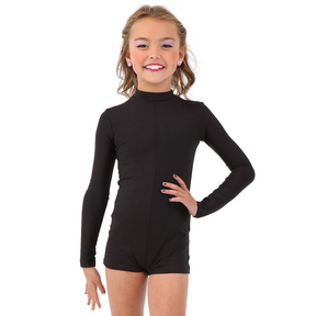 Alexandra Youth Long Sleeve Biketard