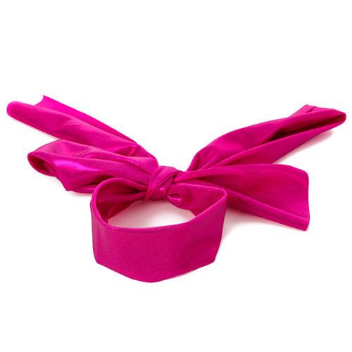Hot Pink Hair Scarf : H0017
