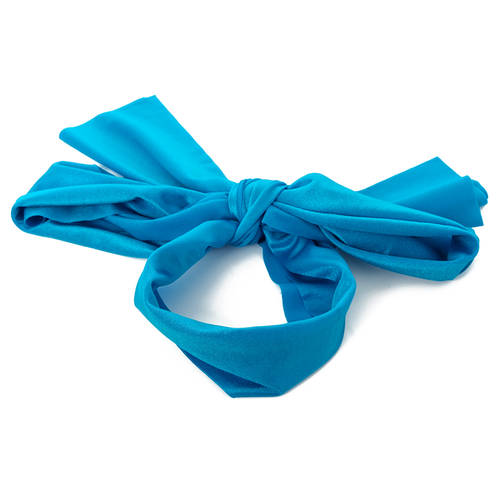 Turquoise Hair Scarf : H0037