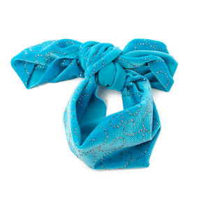 Charmed Turquoise Hair Scarf