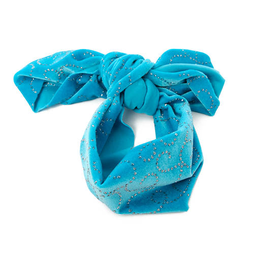 Charmed Turquoise Hair Scarf : H0124