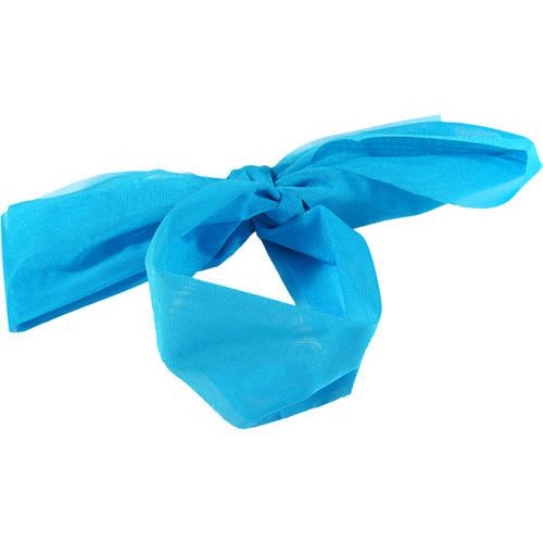 Turquoise Mesh Hairscarf : H0161
