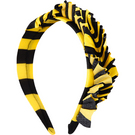 Bumble Bee Ruffled Headband : H0166