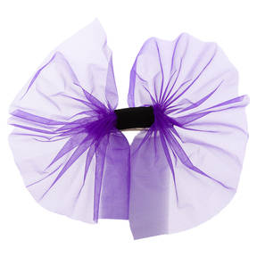 Purple Lollipop Hairbow