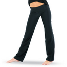 Alexandra High Waist Jazz Pant : JG106