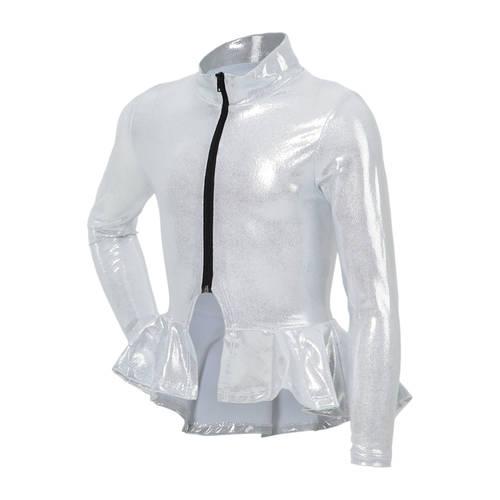 Silver Youth Peplum Jacket : JG124SC