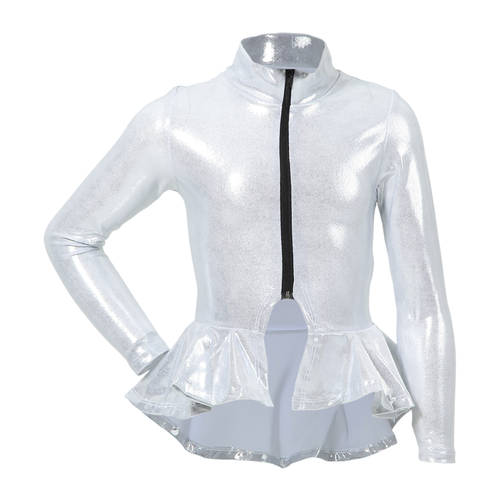 Silver Youth Peplum Jacket : JG124SC