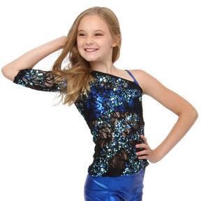Alexandra Youth Lace Tunic Top
