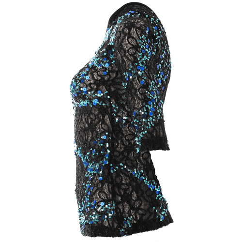 Alexandra Youth Lace Tunic Top : JG128C