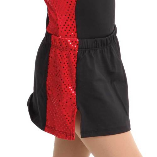 Girls Heartbreaker Skirt : M138C