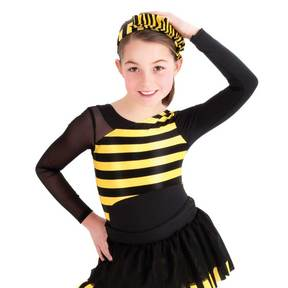 Bumble Bee Leotard