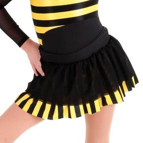 Girls Bumble Bee Skirt