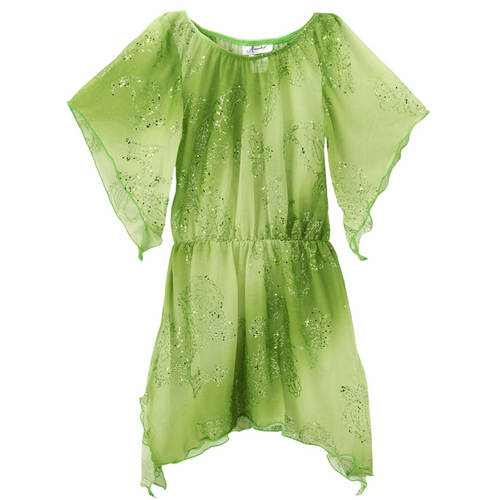 Green Lyrical Dress : m220