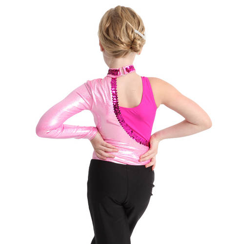 Youth Captivate Leotard: M223C